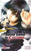 Battle Game in 5 Seconds, Tome 4