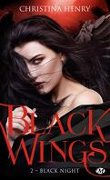 Black Wings, Tome 2 : Black Night