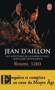 Les Aventures de Guilhem d'Ussel, chevalier troubadour, Tome 8 : Rouen, 1203