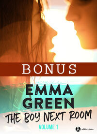 Couverture de The boy next room, Bonus : L'intruse