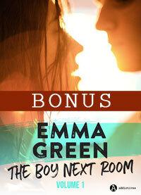 Couverture du livre : The boy next room, Bonus : L'intruse