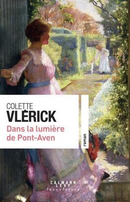 Couverture du livre : Dans la lumière de Pont-Aven