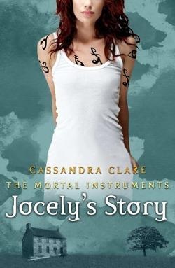 Couverture de La Cité des ténèbres, Tome 3.3 : Jocelyn's story