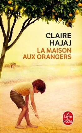 Couverture du livre : La maison aux orangers