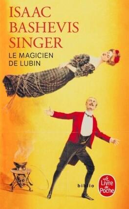 Couverture du livre : Le magicien de Lublin