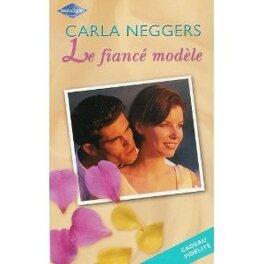 Couverture du livre : le fiancé modèle