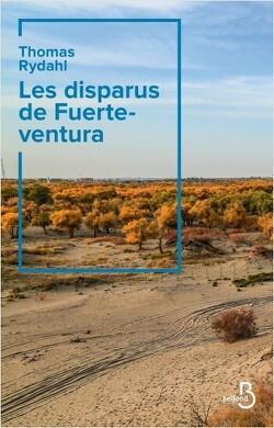 Couverture de Les disparus de Fuerteventura