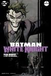 couverture Batman White Knight