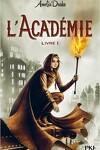 couverture L'Académie, Livre 1