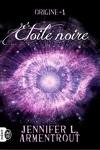 couverture Origine, Tome 1 : Étoile noire