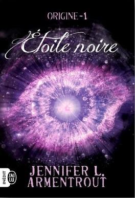 Couverture du livre : Origine, Tome 1 : Étoile Noire