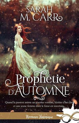 Couverture du livre : Prophétie d'automne