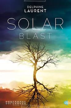 Couverture du livre : Solar blast