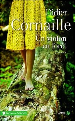 Couverture du livre : Un violon en forêt