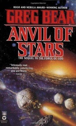 Couverture du livre : Anvil of Stars