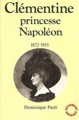 Couverture du livre : Clémentine : Princesse Napoléon