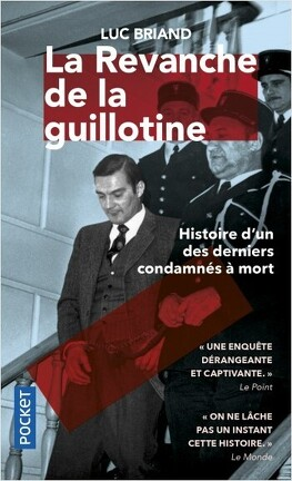 Couverture du livre : La revanche de la guillotine : l'affaire Carrein
