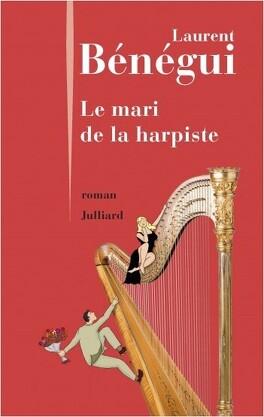Couverture du livre : Le mari de la harpiste