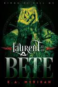 Kings of Hell MC, Tome 1 : Laurent et la Bête