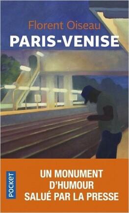 Couverture du livre : Paris-Venise
