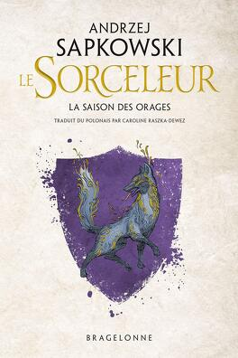 Couverture du livre : Sorceleur : La Saison des orages