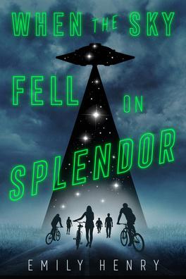 Couverture du livre : When the Sky Fell on Splendor
