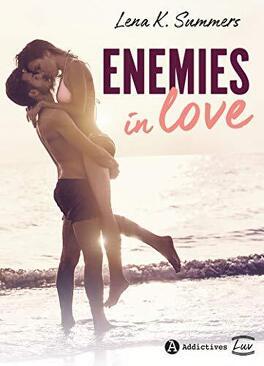 Couverture du livre : Enemies in love