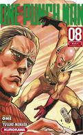 One-Punch Man, Tome 8