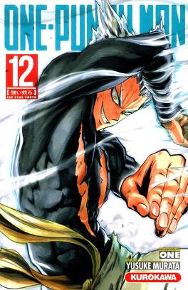 Couverture du livre : One-Punch Man, Tome 12