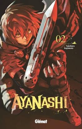 Couverture du livre : Ayanashi, Tome 2