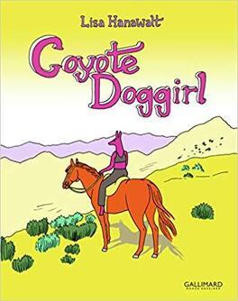 Couverture du livre : Coyote Doggirl