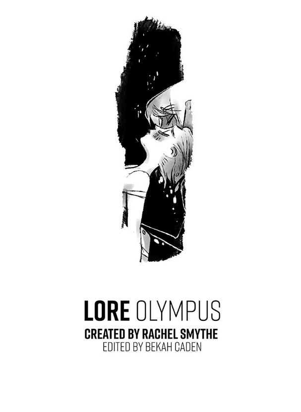Couvertures, images et illustrations de Lore Olympus de Rachel Smythe