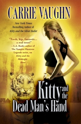 Couverture du livre : Kitty Norville, Tome 5 : Kitty and the Dead Man's Hand