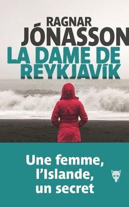 Couverture du livre : La dame de Reykjavik