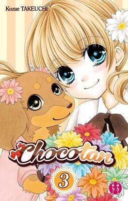 Couverture du livre : Chocotan, Tome 3