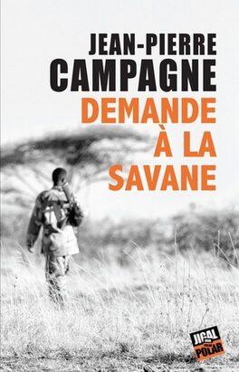 Couverture du livre : Demande à la savane
