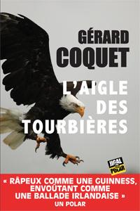 Couverture du livre : L'aigle des tourbières