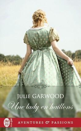 Couverture du livre : Une lady en haillons