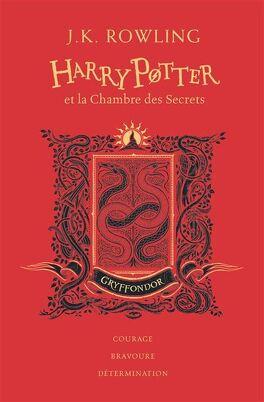 Couverture du livre : Harry Potter et la chambre des secrets - Edition 20 ans