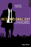 couverture International Guy, Tome 10: Madrid