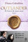 couverture Outlander, Tome 8.1 : À l'encre de mon cœur (I)