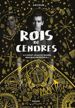 Couverture du livre : Rois de cendres