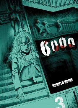 Couverture du livre : 6000, Tome 3