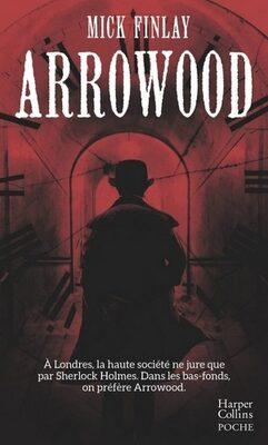 Couverture de Arrowood