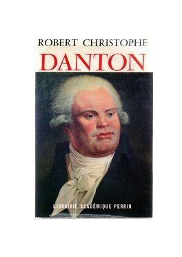 Couverture du livre : Danton
