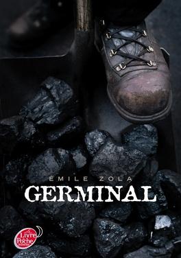 Couverture du livre : Germinal