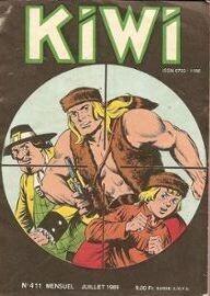 Couverture du livre : Kiwi N°411
