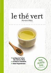 Couverture du livre : Le thé vert
