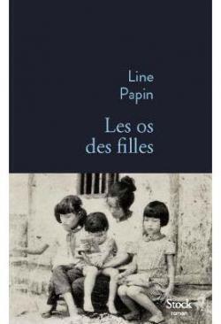 Couverture du livre : Les os des filles