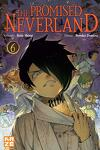 couverture The Promised Neverland, Tome 6 : B06-32